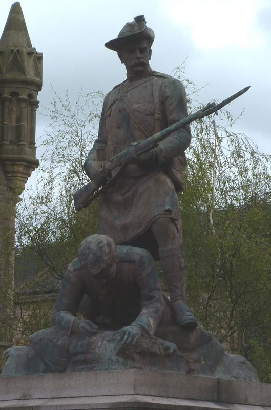 Falkirk Boer War Memorial
