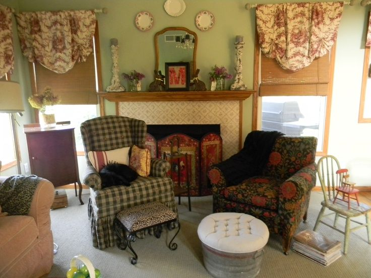 French Country Cottage Living Room: 1000+ Images About Living/family Room On Pinterest