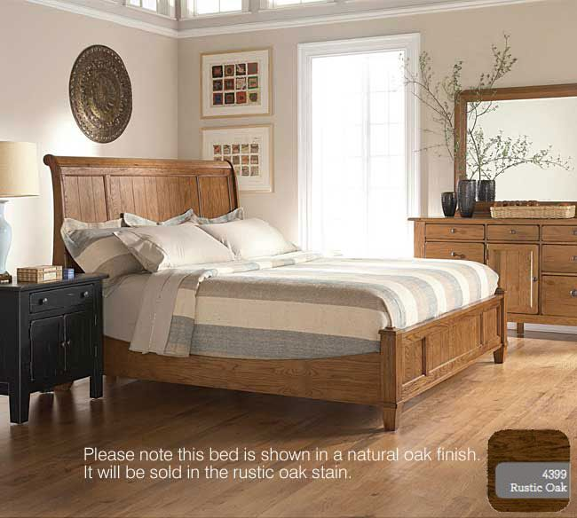 Attic Heirlooms 4399 Sleigh Bedroom Collection Beds In 2019 Set Sets