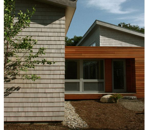 Contemporary Exterior Design Modern Wood Siding: 31 Best Images About Modern Cedar Shake Exteriors On