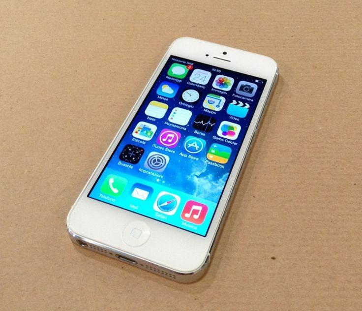 apple ritira iphone usato