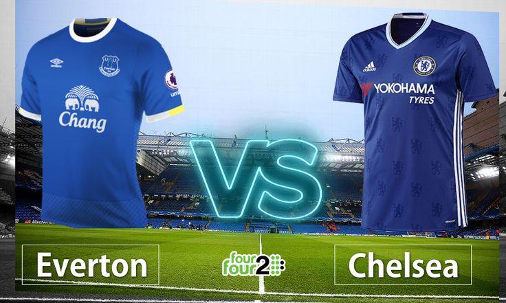 #EvertonVsChelsea Match Tickets still available at fourfour2.com