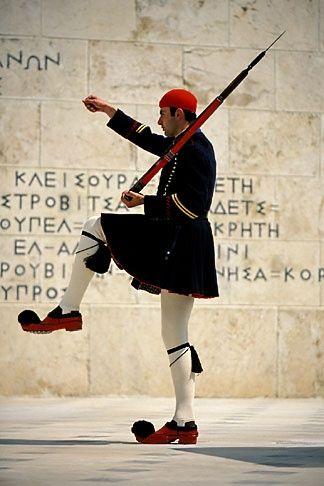 greek evzone!