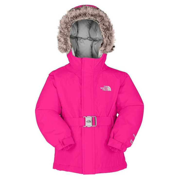 So cute!  On my wish list for my little girl.    Check out the The North Face Girls' Toddler Greenland Down Jacket on Altrec.com