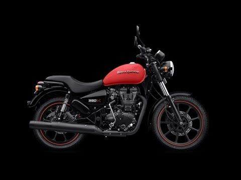 Royal Enfield Thunderbird 350x Enfield Thunderbird Royal