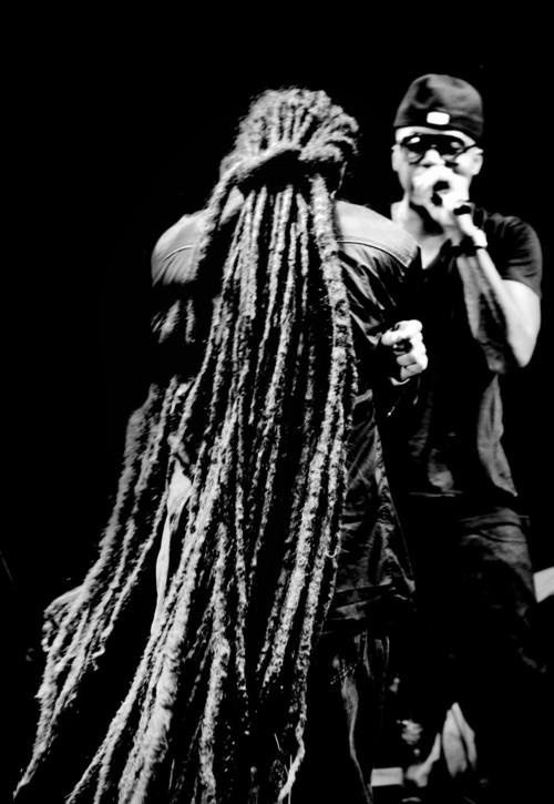 Nas & Damian Marley. One of the best albums in the world :)
