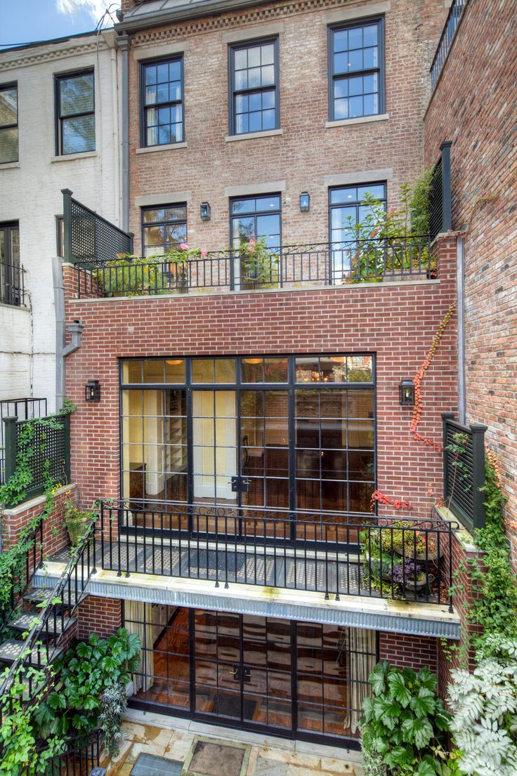 nyc townhouse extension - Google Search