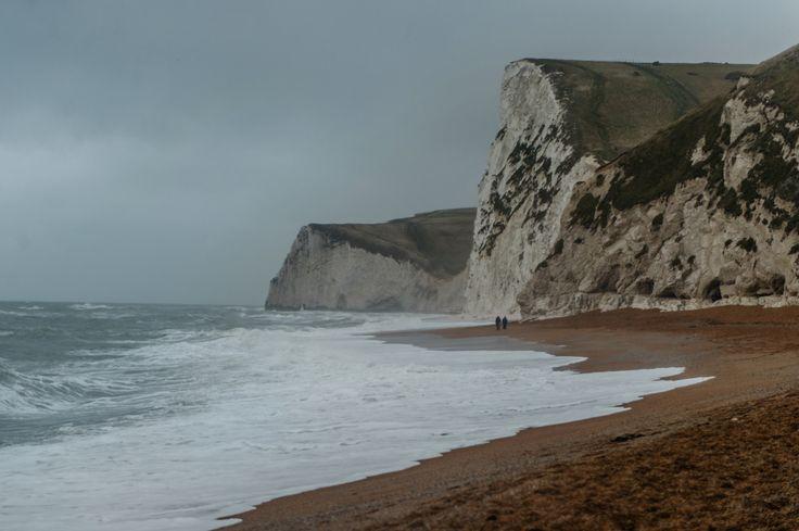 #England #photography #nature #spring #travelling #trip #seaside #cliffs #durdledoor