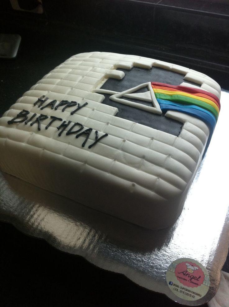 Pink Floyd Cake Images : Pink Floyd cake Cake Pinterest Pink, Pink floyd and ...