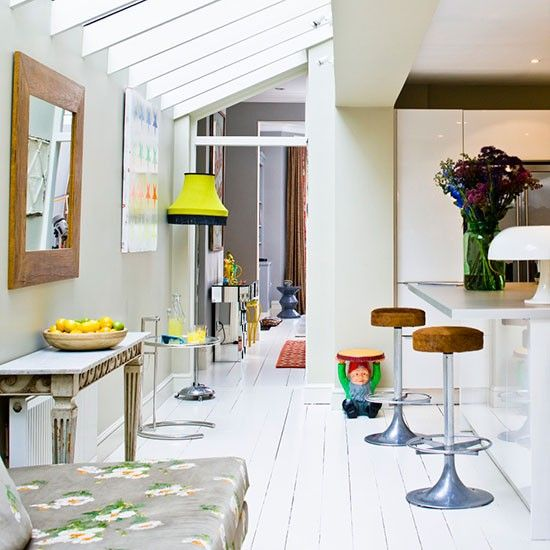 Living space | Be inspired by this colourful and contemporary south London home | housetohome.co.uk | Mobile