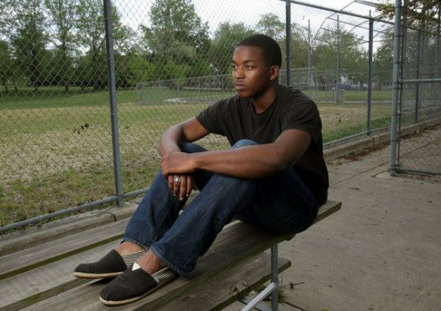 David Boone, who will graduate from Cleveland's MC2STEM High School, is headed to Harvard in the fall. That's a long way from the park bench where he used to sleep