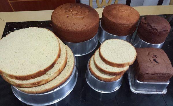 pão de ló perfeito