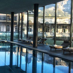 Waldhaus Flims is the Secret Swiss Spa You've Never Heard Of