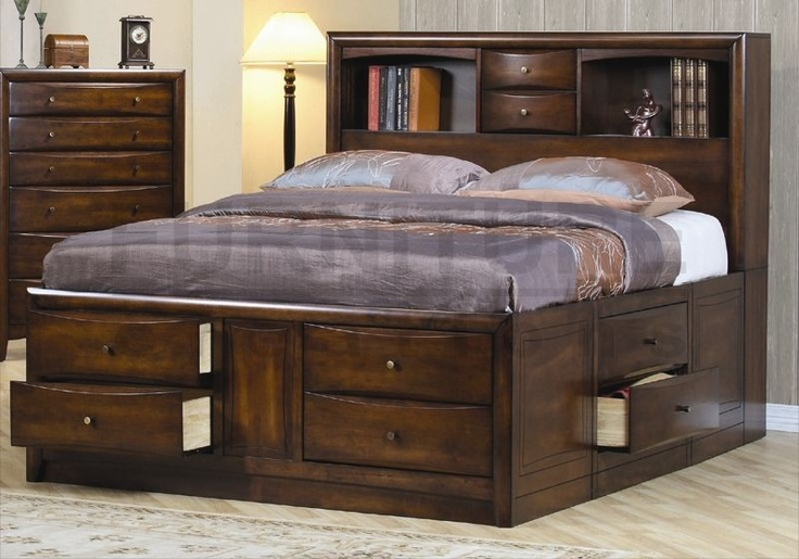 Making A Queen Bed Headboard From Two Twin Bed Headboards; Andrew ...