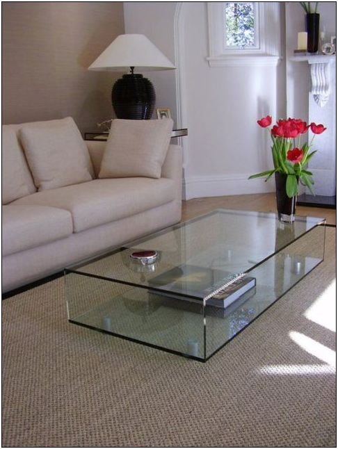 25 Glass Centre Table For Living Room 8 Tipsmonika Net Table Decor Living Room Glass Table Living Room Living Room Table Glass living room table decor