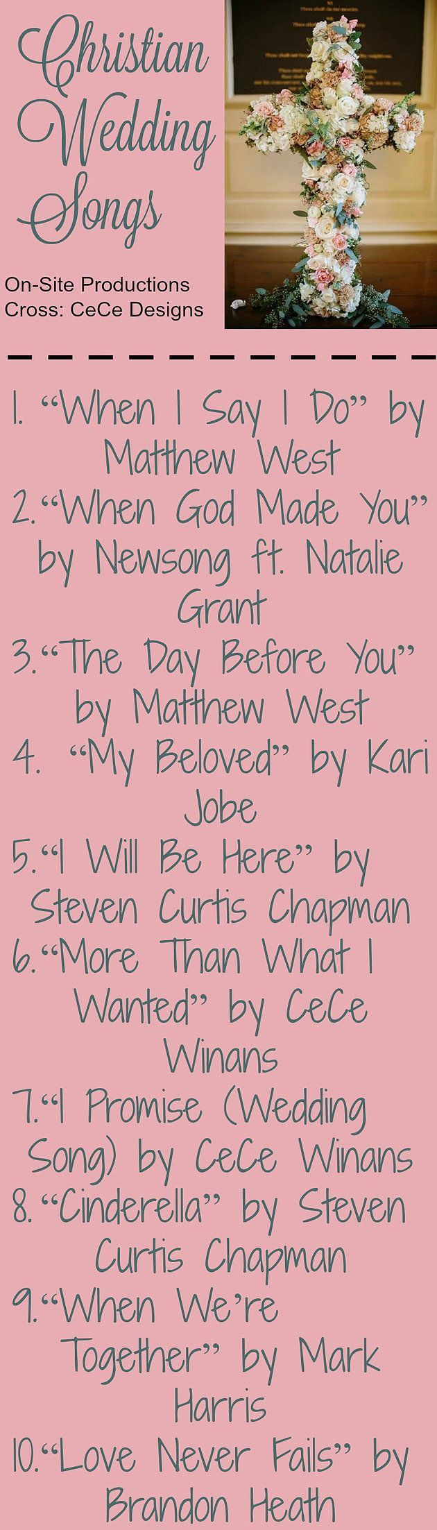 playlist for wedding - Selo.l-ink.co