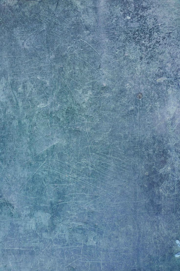 Scratched Blue Metal Sheet Texture