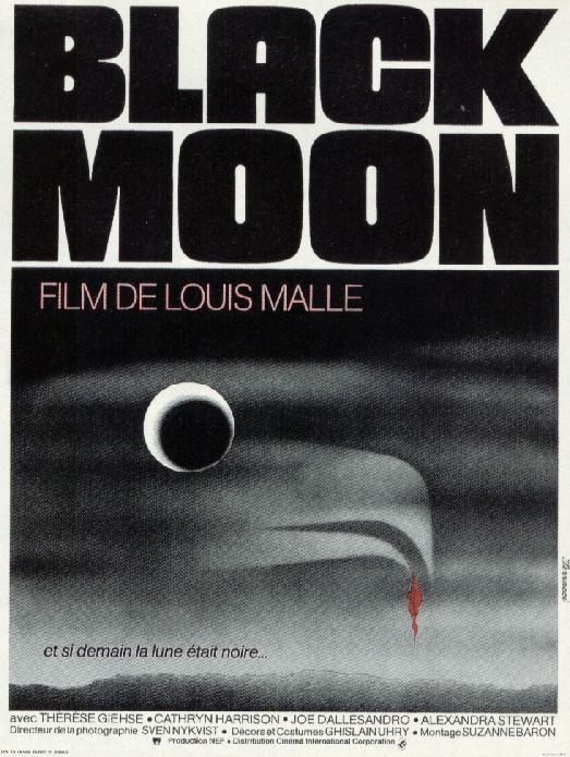 10. Black Moon (Louis Malle, 1975): 4/5