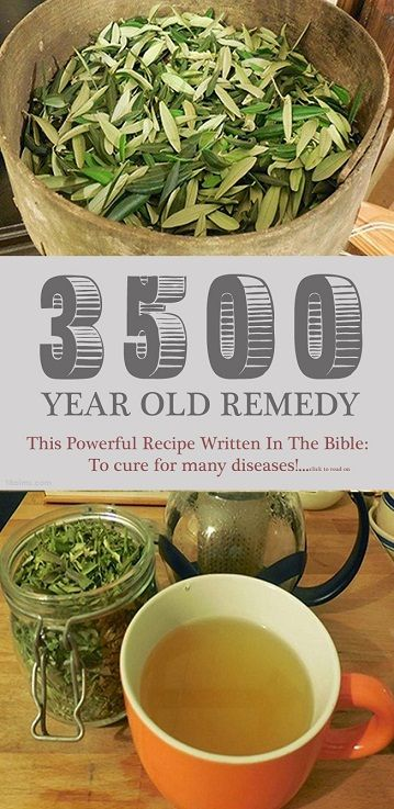 This Powerful, 3500 Year Old Remedy Is A Cure For All Diseases!