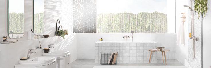 Reuter Magazin | Diese Neuheiten sind wahre Hingucker. Ob moderne Minimalistin, aufgefrischter Klassiker oder extravagantes Designstück - bei den Neuzugängen 2016 im Bereich Badarmaturen ist für jeden Geschmack und jedes Baddesign etwas dabei. #badezimmer #bathroom #bathtub #badarmaturen #armaturen #neuheiten #badtag #interior #interiordesign #modern #bath #bathtime #relax #chill #reuter #reuterde #magazin #reutermagazin