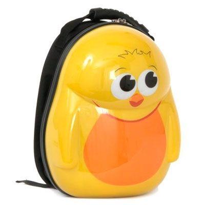 Esta mochila de pintinho amarelinho é uma das nossas escolhidas na seleção especial pra levar na escola, no clube, na natação, na viagem… Prepare o fofurômetro e morra de amores lá no portal It Mãe