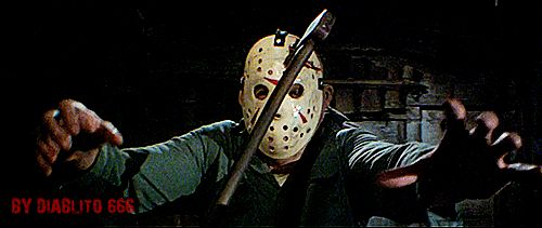friday the 13th part iii viernes 13 parte 3 gif