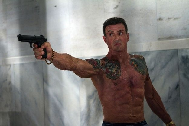"""Bullet To The Head"" Opens With Sylvester Stallone's Worst Weekend Box Office In 32 Years"