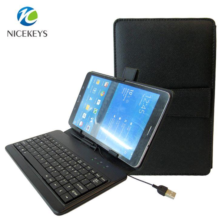 Adjustable Brackets Universal 7Inch 8 Inch Tablet PC Keyboard Case