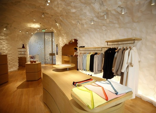 Store Design: Hermès by Kengo Kuma