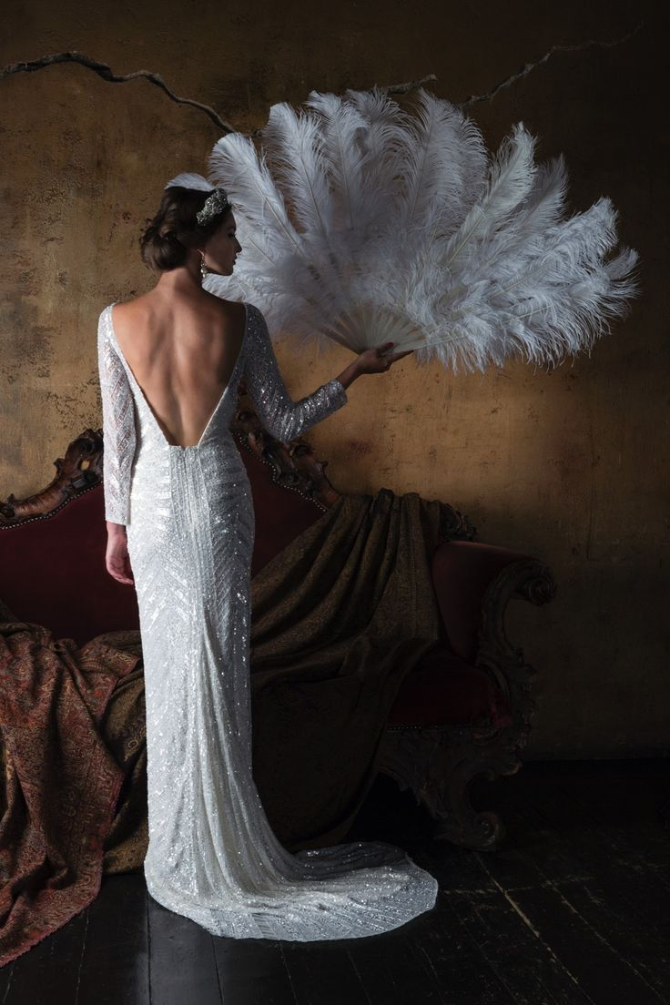 feather wedding dresses wedding dress with feathers 25 Best Ideas about Feather Wedding Dresses on Pinterest Feather wedding gowns Feather fashion and Gold wedding dresses