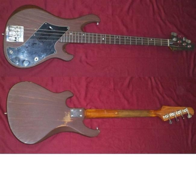 Gibson Victory Bass '81 | 8jt