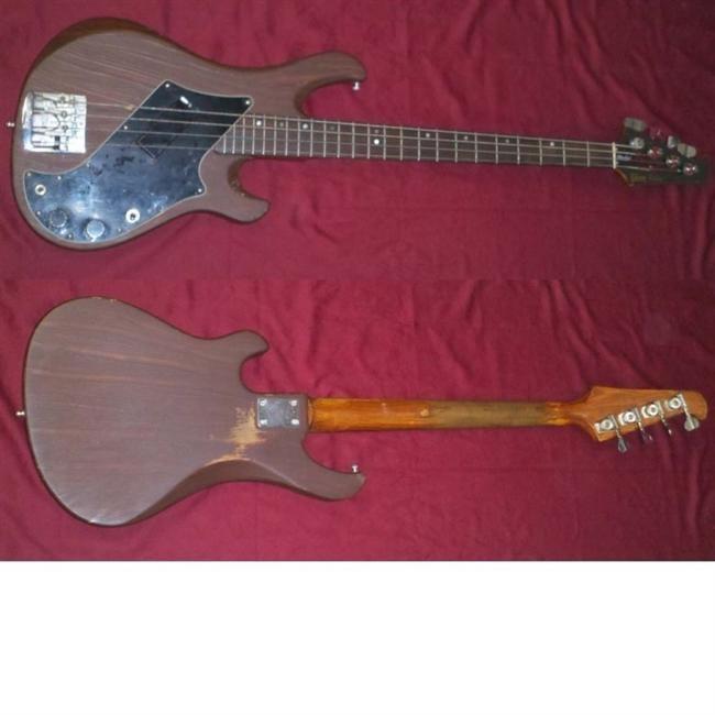 Gibson Victory Bass '81   8jt