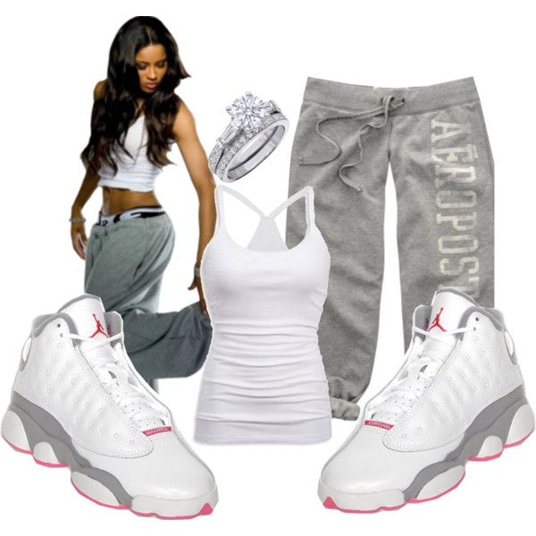 ALL WHITE, created by jameshiaa.polyvore.com; Cute, lovin it!!