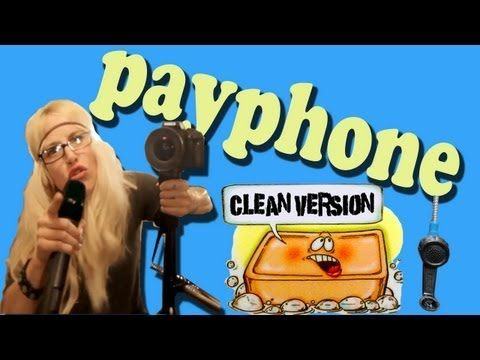 Payphone - Walk Off the Earth Cover