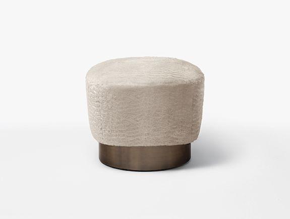 LUXURY FURNTIURE|  a modern stool for a luxury living room |www.bocadolobo.com/ #modernchairs #luxuryfurniture #chairsideas