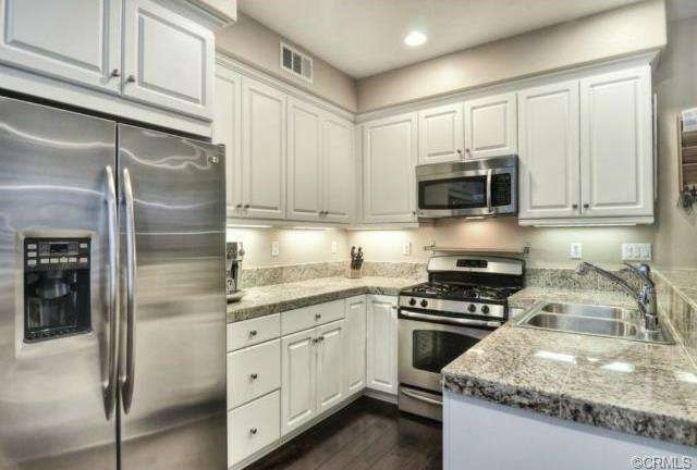 72 best kitchen ideas images on pinterest woodworking for Galley kitchen without upper cabinets