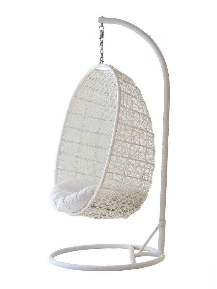 Beautiful White Hanging Chair For Bedroom   The Right Method To Brighten A Guest  Bedroom, White Bedroom Furniture, Comes In A Great Num