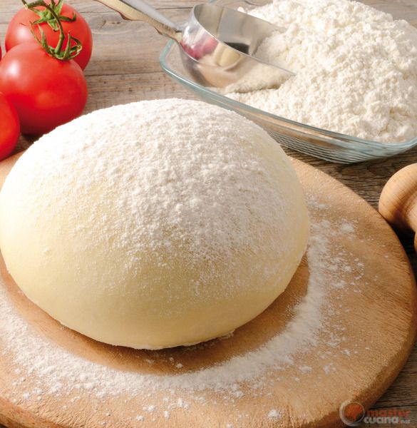 Impasto base per la pizza