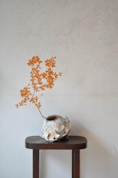 Ikebana by Mario HIRAMA, Japan