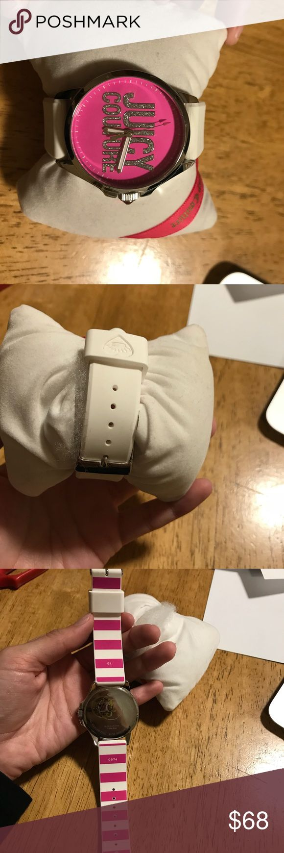 Juicy Couture Watch Brand New , Never Worn , With Box Juicy Couture Watch Juicy Couture Accessories Watches