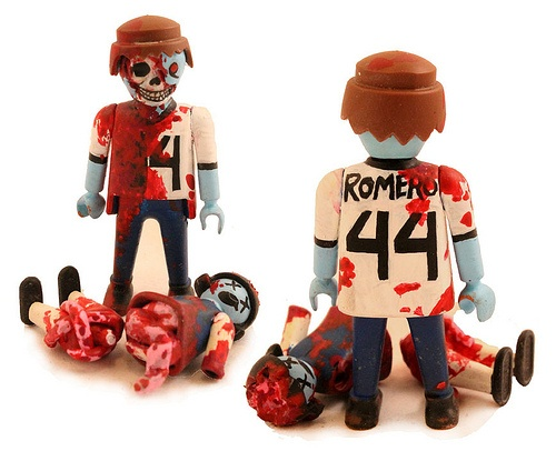 Zombiefied Playmobil