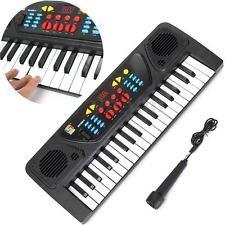 37 клавиши цифровой музыки электронной клавиатуры доска электрическое пианино орган Kids игрушка