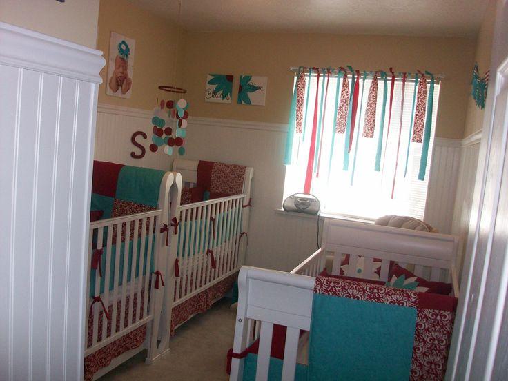 A Triplet Nursery!