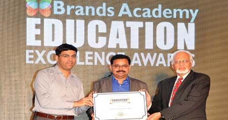 Awards & Recognitions | The ICFAI University Jaipur received by Sudhakar Rao Brading Director