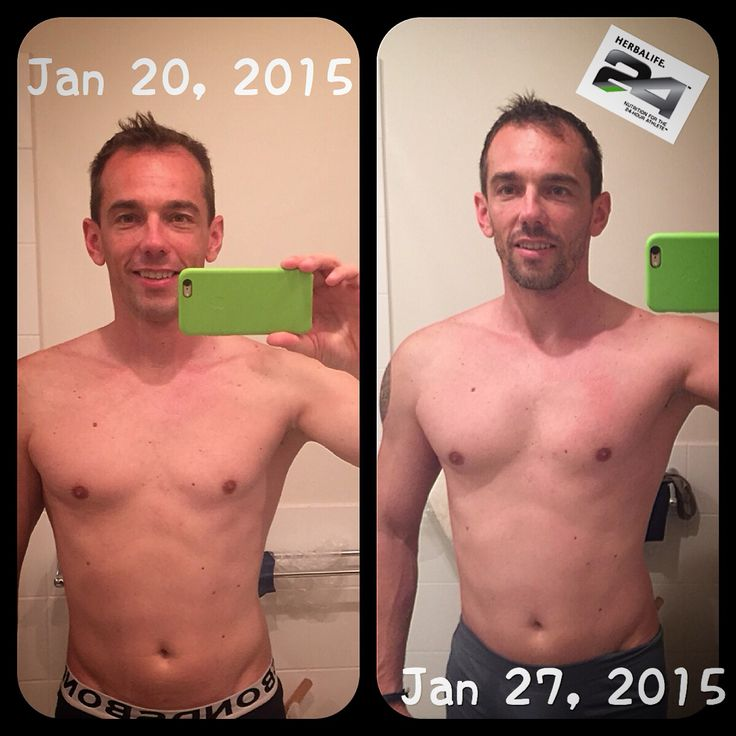 I'm really stoked! AFTER ONLY ONE WERK of adding Herbalife 24 to my nutrition program there's a MASSIVE improvement! Wanted to put up my After photo actually after 30 days but I guess this result after only one week could be really inspirational and motivational for my followers! Thank you Herbalife.*Results may vary and are not typical