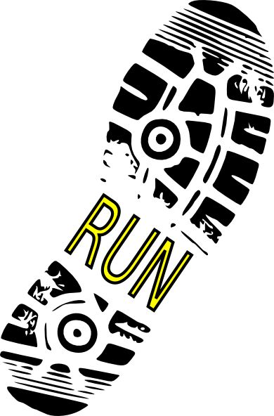 shoe print tattoo -- in tread pattern, incorporate 26.2, the race date and the logo of my first marathon...if I ever do it...