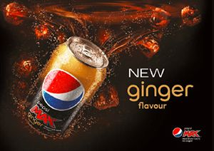 Pepsi MAX® announces new flavour: Pepsi MAX ginger now available in the uk – Britvic PLC