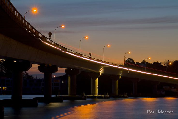 Tauranga Bridge, check out this guys picts, some really awesome stuff!
