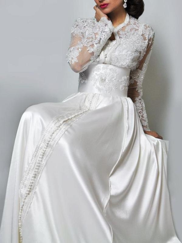 Caftan mariée