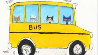 The Wheels on the Bus - Pete the Cat, via YouTube.